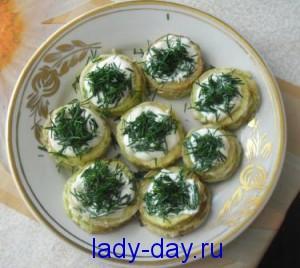 lady-day.ruЗакуска из кабачков