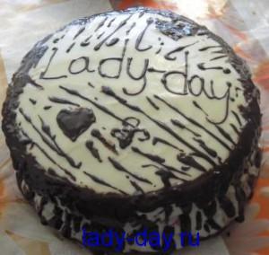 lady-day.ru-Шоколадный торт