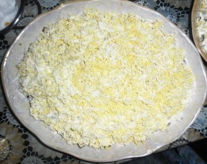 салат вкусняшка