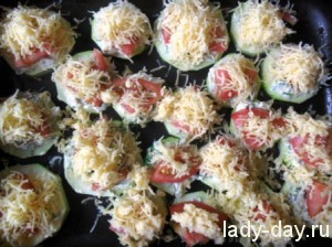 lady-day-Кабачки в духовке с помидорами