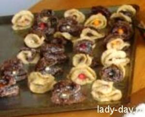lady-day-Печенье Розочки
