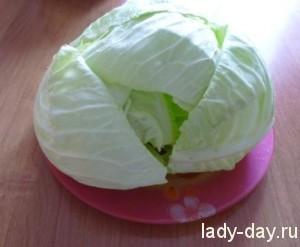lady-day-Капустные конвертики с сыром