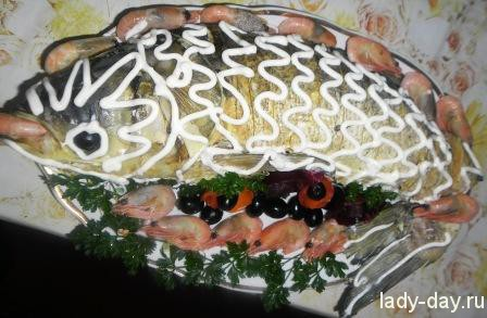 lady-day-Фаршированная рыба