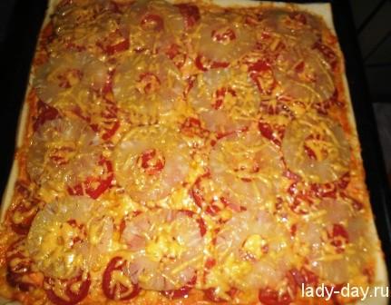 lady-day-Готовим пиццу