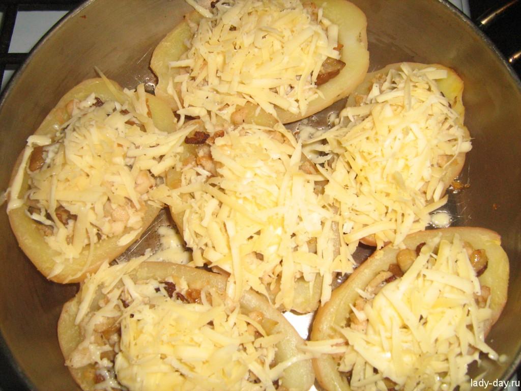 lady-day-Каноэ с курицей и грибами