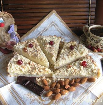 Посыпушка для пирога