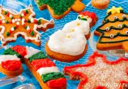 lady-day-Рождественское имбирное печенье