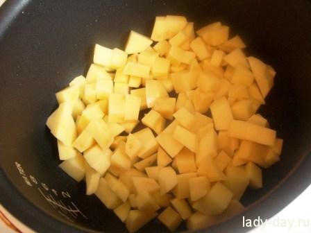 Как приготовить борщ в мультиварке
