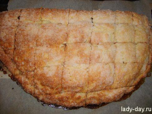 Пирог «Поплавок»