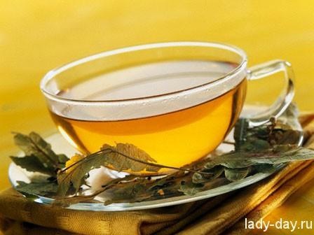 Желтый китайский чай