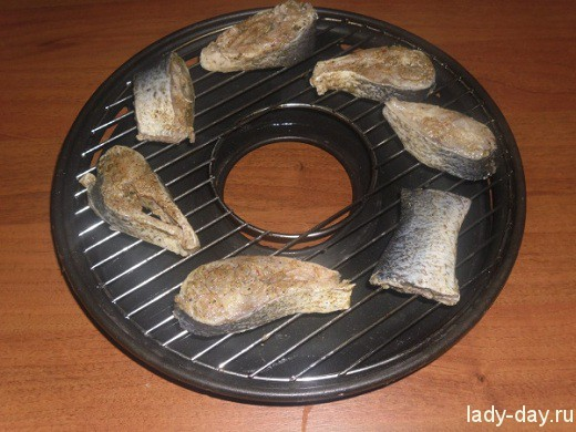 Как приготовить толстолобика на гриле