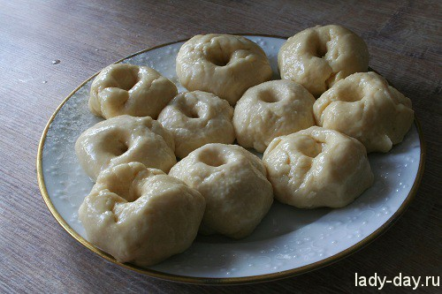 Как сделать пончики по-турецки