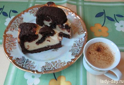 Пирог Буренка