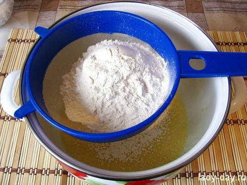 Рецепт блинов на молоке