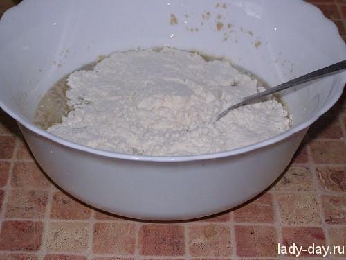 Пирожки жареные