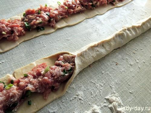 Пирог «Улитка»