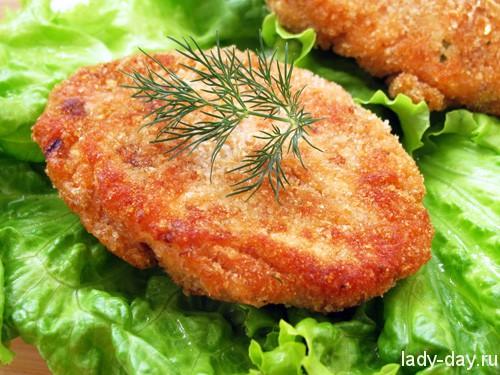 вкусные рыбные котлеты рецепты с фото простые и вкусные