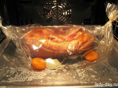 сало в духовке с аджикой рецепты