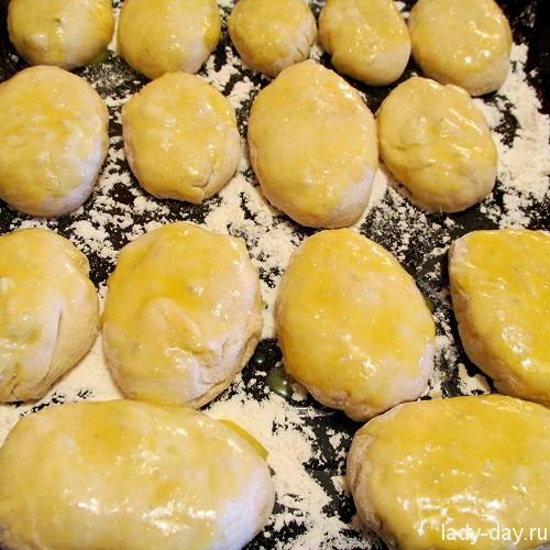 Сладкие пирожки