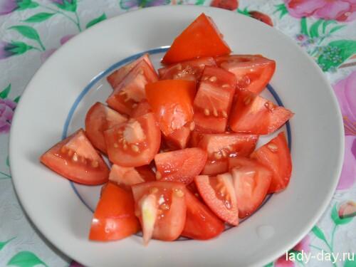 салат греческий с салатом рецепт с фото пошагово