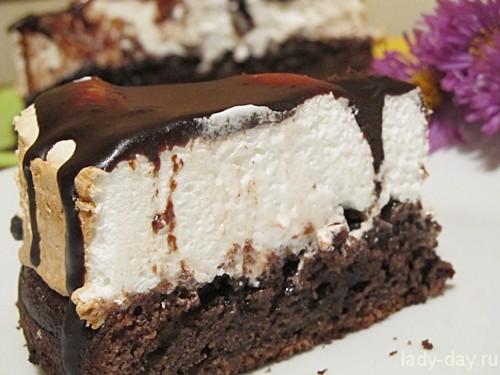 Торт быстрый и вкусный