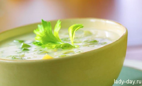сelery-soup