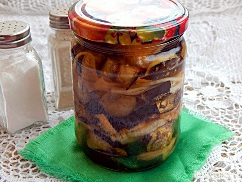 баклажаны на зиму простой рецепты приготовления