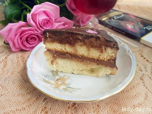 Очень вкусный шоколадный торт рецепт с фото пошагово