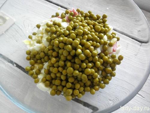 Оливье без картошки рецепт пошагово