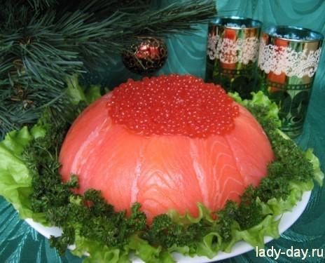 salat-s-semgoj-i-krasnoj-ikroj-recept