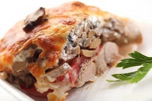 Рецепты вкусных и красивых праздничных салатов с фото