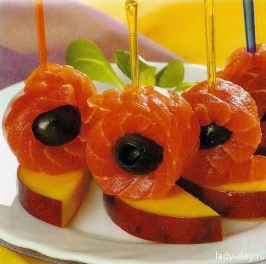 kanape-mango