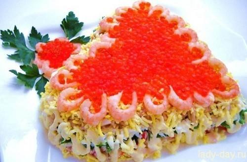 салат С любовью