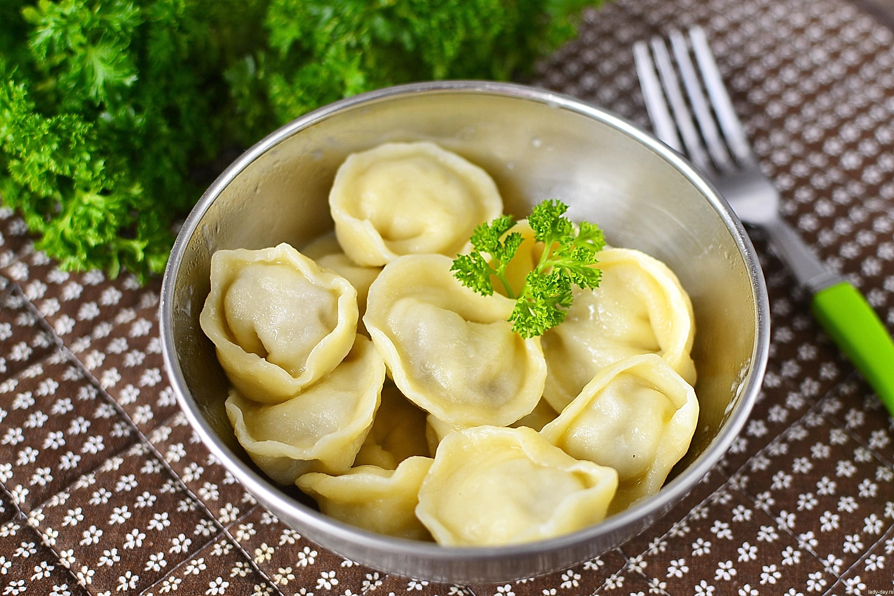 пельмени тесто рецепт приготовления в домашних