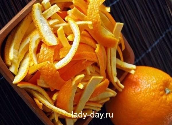 Как сделать цукаты сделать из апельсиновых корок рецепты