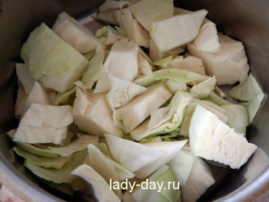 вкусная капуста маринованная кусочками быстрого приготовления рецепт