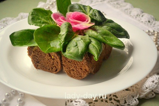 простые рецепты салатов из красной рыбы