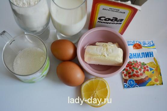 Пасхальный кулич рецепт без дрожжей, Простые рецепты с фото