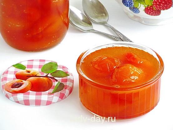 Варенье из абрикосов без косточек на зиму рецепт с фото пошагово