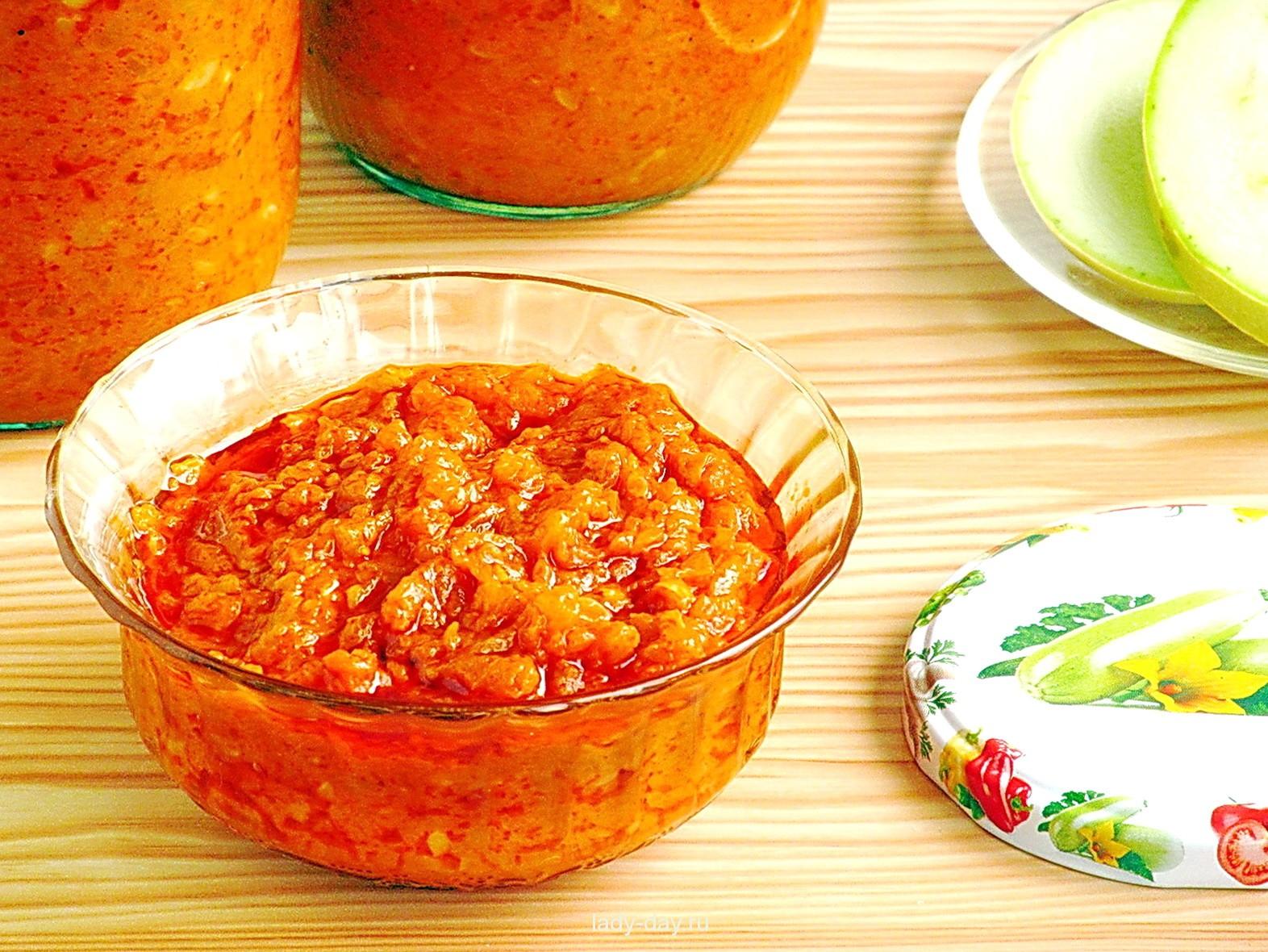 Кабачковая икра рецепт пошагово с майонезом о
