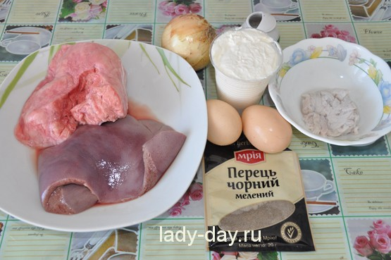 Колбаса ливерная в домашних условиях рецепт 283