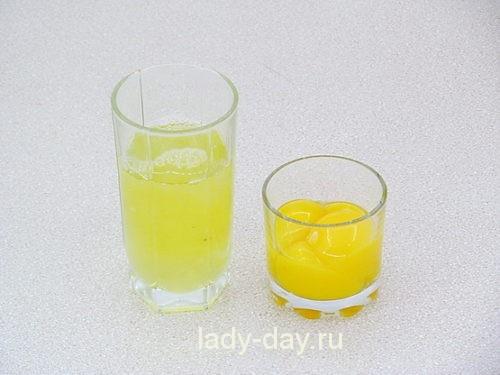 желток и белок