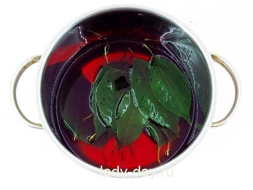 Варенье из черноплодки 7
