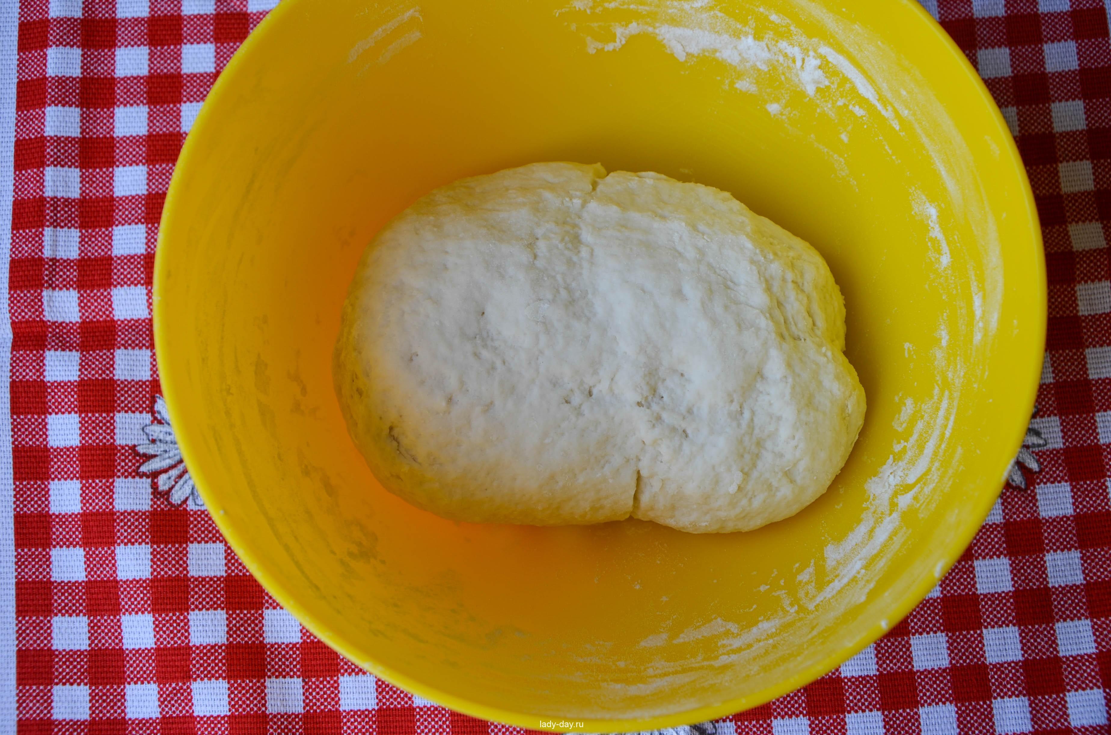 Тесто для пиццы на молоке без дрожжей рецепт пошагово в