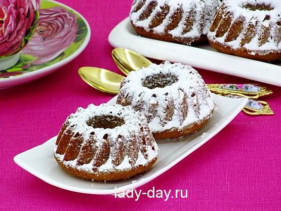 Банановые кексы рецепт