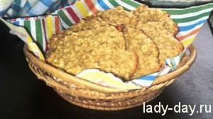 lady-day-Домашнее овсяное печенье