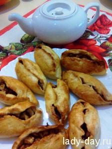 lady-day-Пирожки с яблоками и корицей
