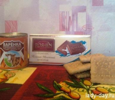 lady-day-Морковно-йогуртовый торт