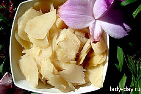 Рецепт приготовления маринованного имбиря