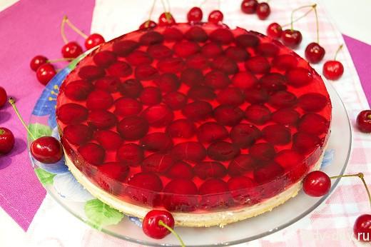 Рецепт торт желе